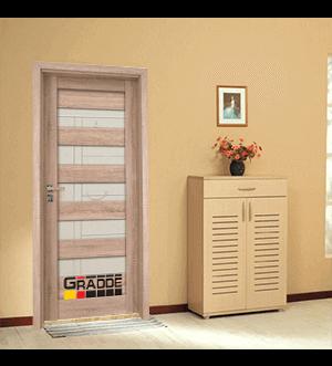 Модерни тенденции в избора на интериорна врата и цветови декор в дома