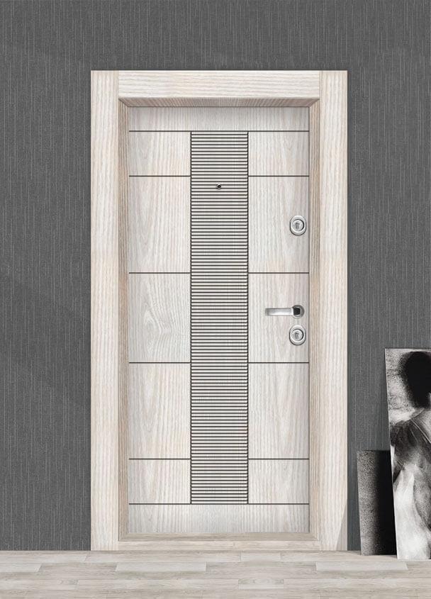 Прахово-боядисани входни врати или друг тип покритие