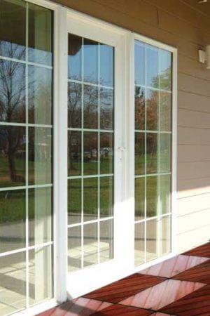 Стъклената врата – изборът за Вашия дом