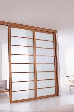 Направете живота си по-лесен с плъзгащи интериорни врати