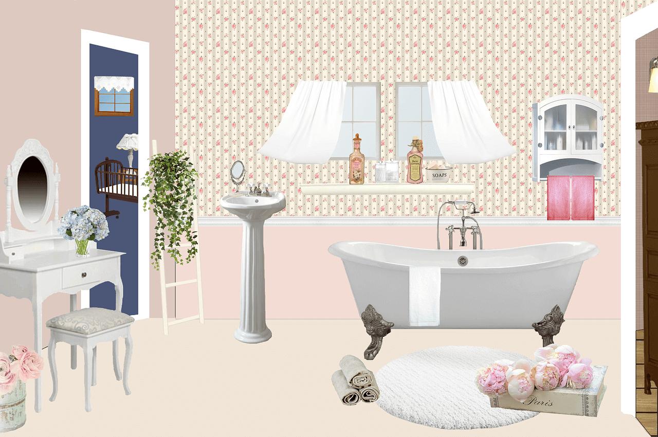 Модерни врати за бани