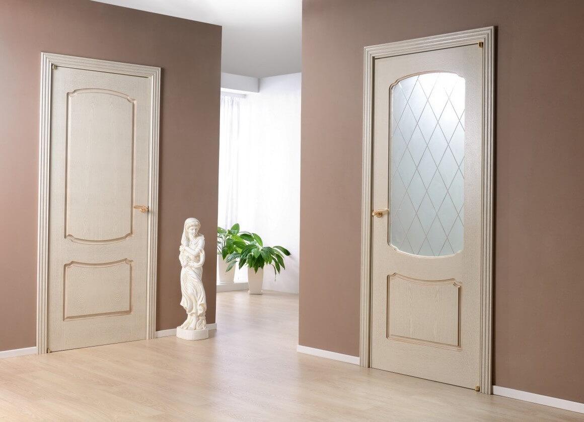 Интериорни врати Бароков стил
