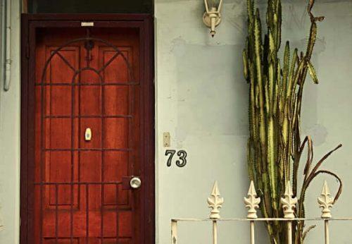 Дръжки за блиндирани врати