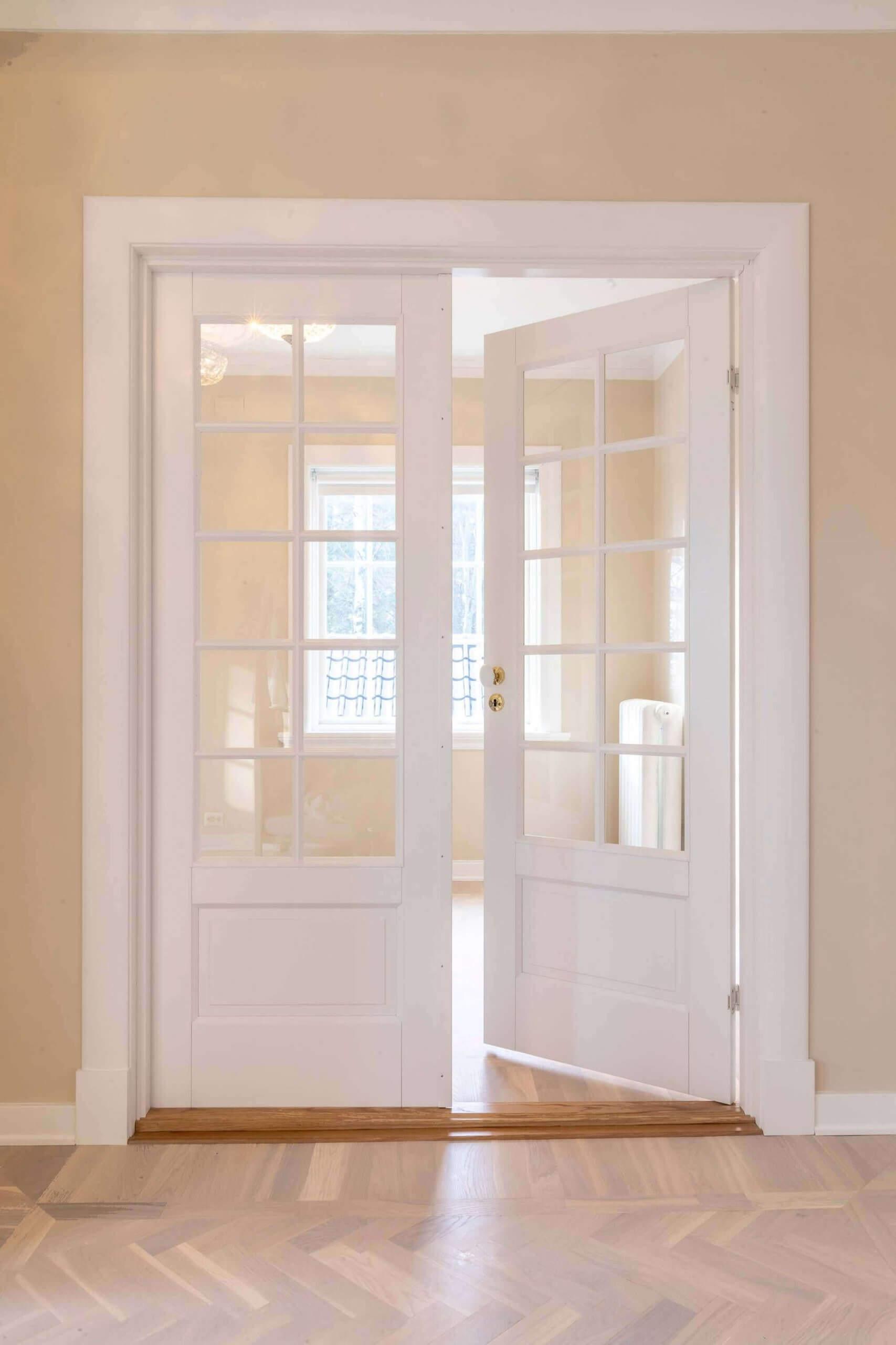 Интериорни врати, вдъхновени от чара на Прованс